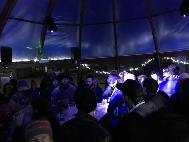 Musica e DJ  alla Chièuna per le vacanze di Natale