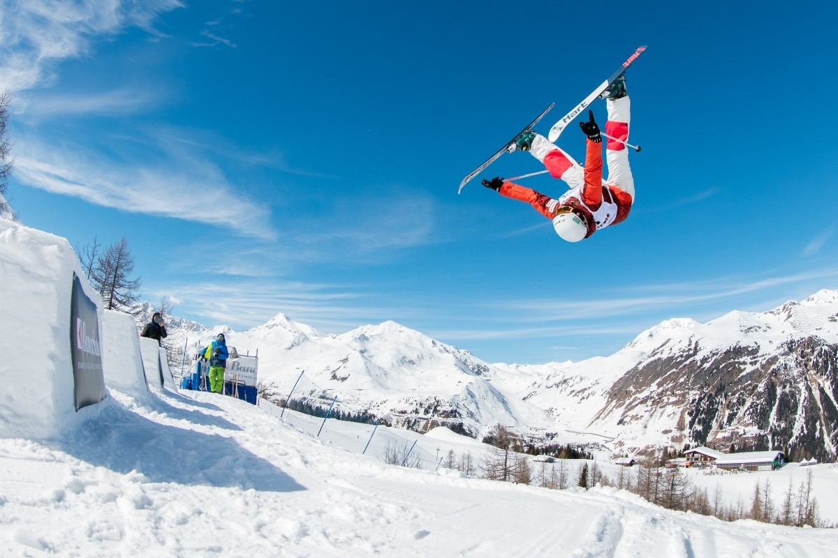 Coppa Europa Freestyle Moguls & Aerials - 2021