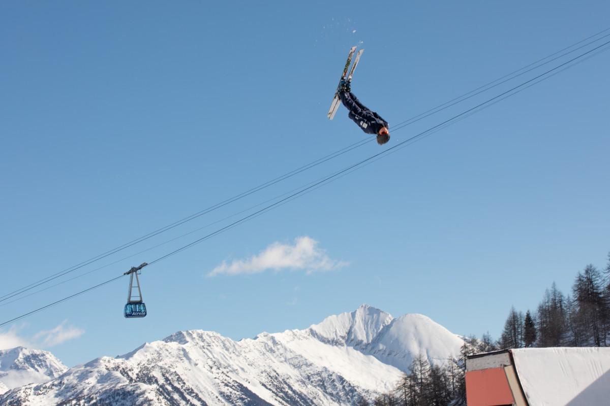 Europacup Freestyle Buckelpiste Moguls & Aerials