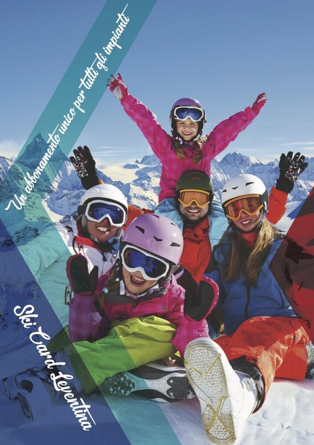 Presentazione Ski Card Leventina
