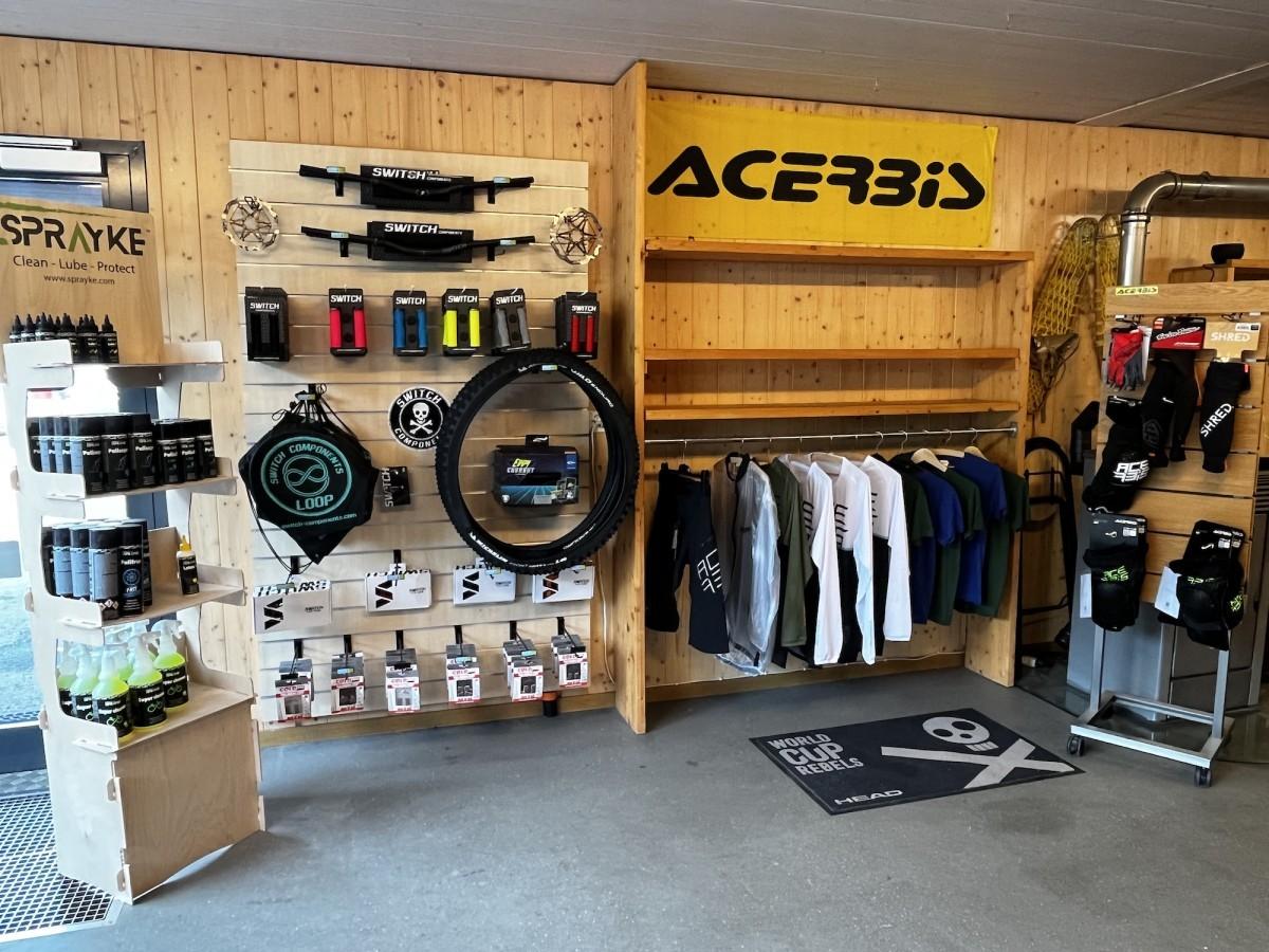 Bike shop e noleggio biciclette