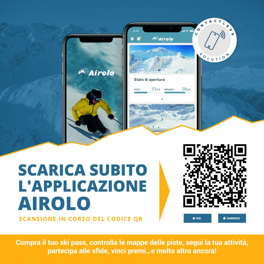 Download the new AIROLO app