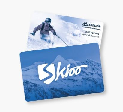 Skioo - Lo Skipass 100% contacless
