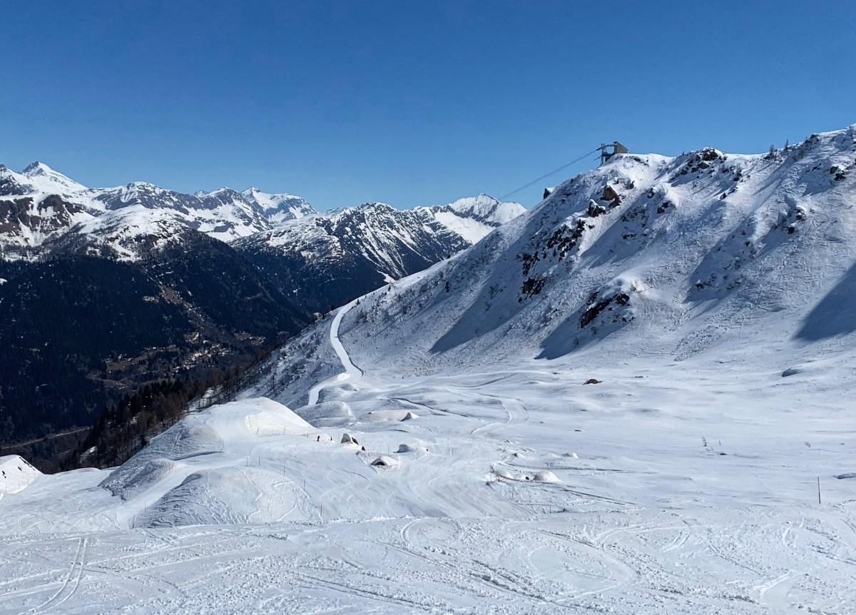 Letzte drei Öffnungstage des Skigebietes von Airolo-Pesciüm