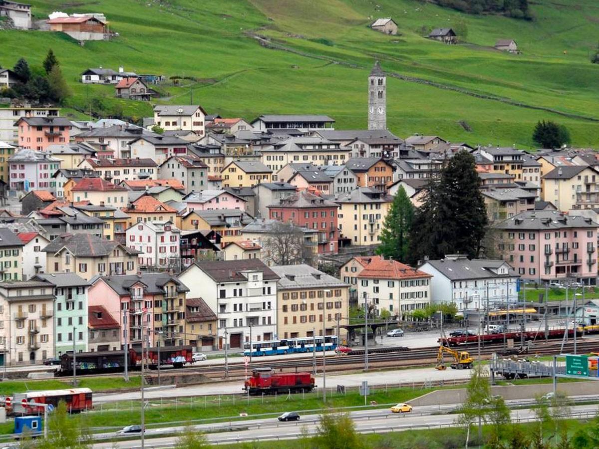 Nuovi parcheggi e un'area camper per il turismo in evoluzione